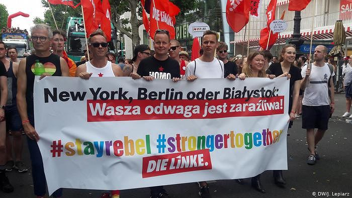 Parada w Berlinie
