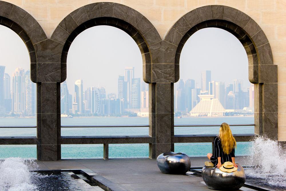 Polka opowiada o życiu w Katarze
