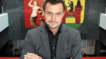 Piotr Guział, burmistrz Ursynowa