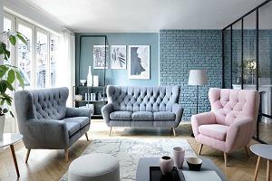 Pikowane sofy, krzesła i fotele - design i elegancja