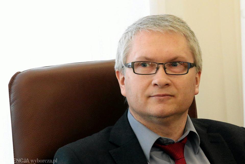 Eryk Łon, członek Rady Polityki Pieniężnej