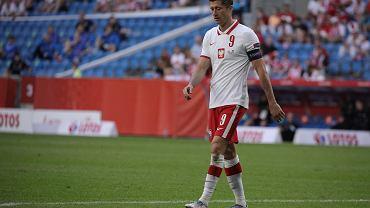 Lewandowski krytykowany za zachowanie w trakcie meczu.