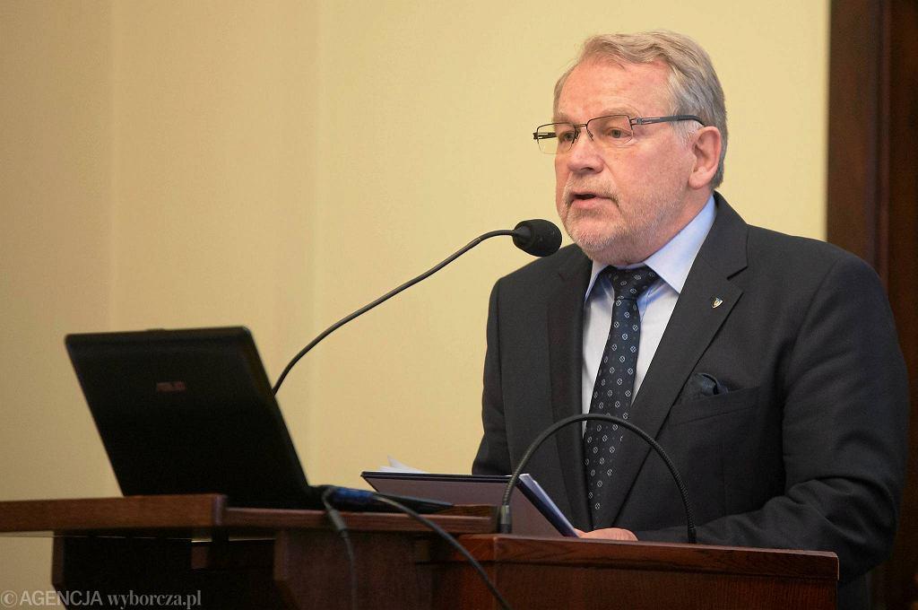 Waldemar Keister