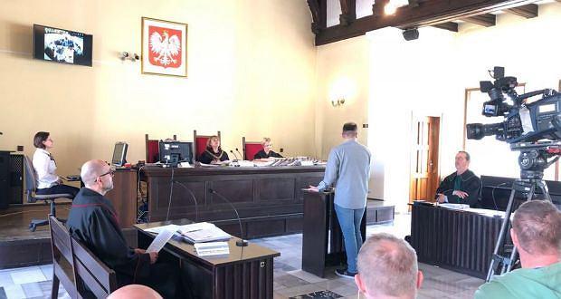 W Oświęcimiu rozpoczął się proces ws. wypadku z udziałem kolumny rządowej z Beatą Szydło