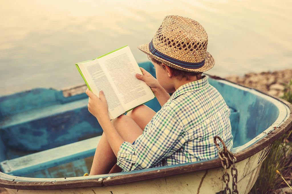 Książka pt. 'Mikołajek' to jedna z najciekawszych pozycji dla dzieci. Zdjęcie ilustracyjne
