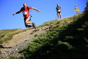 Szybko w dół - technika biegania w górach