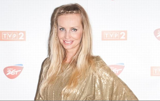 Agnieszka Szulim w weekend współprowadziła koncert TVP 2 i Radia Zet. Wyglądała przepięknie - zobacz zdjęcia!