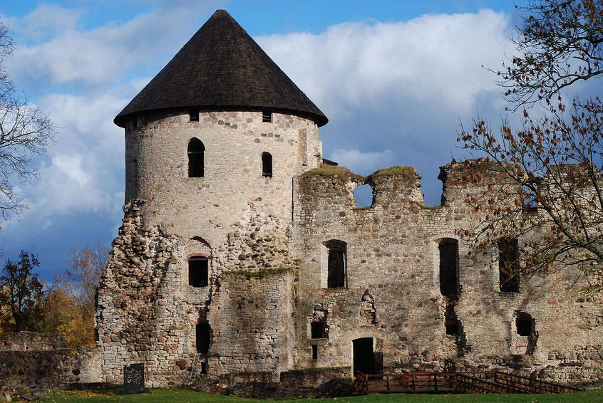 Łotwa, Cesis