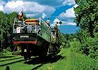 Najlepsze w Polsce: Kanał Elbląski - statkiem po trawie