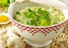 Puree ziemniaczane z curry i imbirem - Zdjęcia