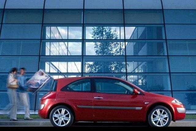 Renault Megane II 3d
