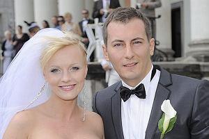 Jak zapowiedzieliśmy Marta Szulawiak  powiedziała Tak. Ceremonia ślubna odbyła się w Warszawie w kościele na modnym Placu Trzech Krzyży.