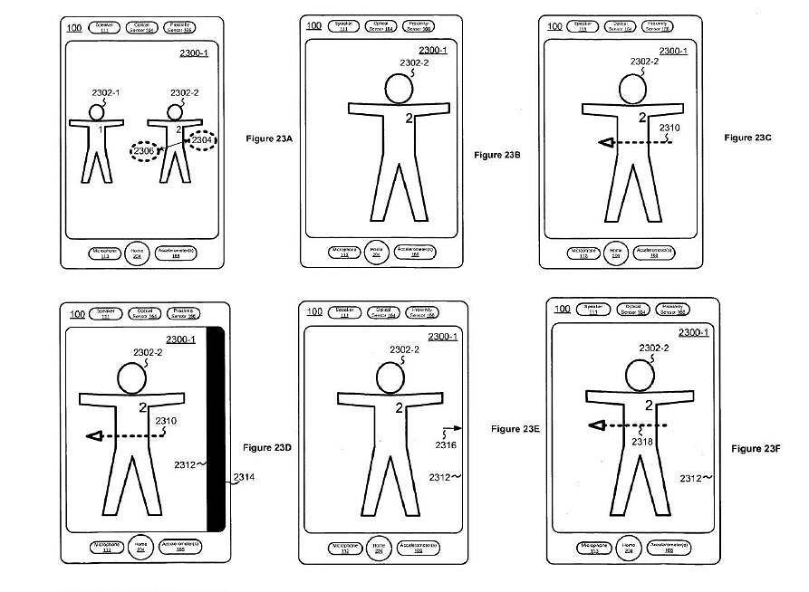 Apple pokazuje patenty, które ma naruszać Samsung