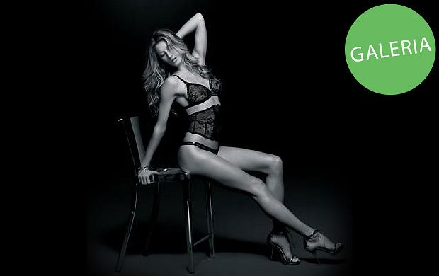 Gisele Bundchen Brazilian Intimates for Hope 2011