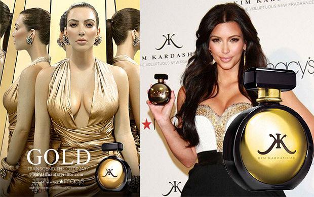 Kim Kardashian w kampanii reklamowej swojego nowego zapachu