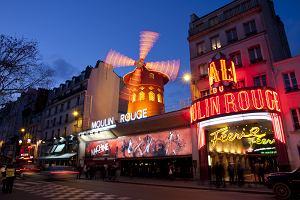 Francja. Paryż - Moulin Rouge, muzeum erotyzmu i inne ciekawostki