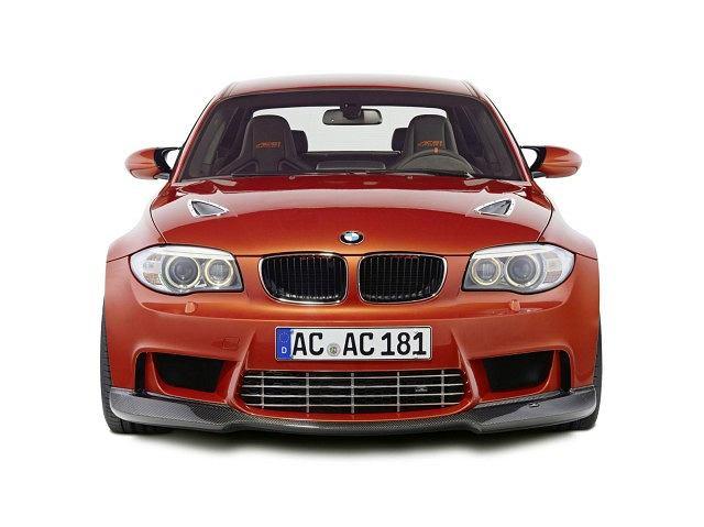 ACS1 Sport - BMW 1 M Coupe od AC Schnitzer