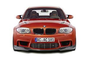 400 koni w BMW 1 M Coupe