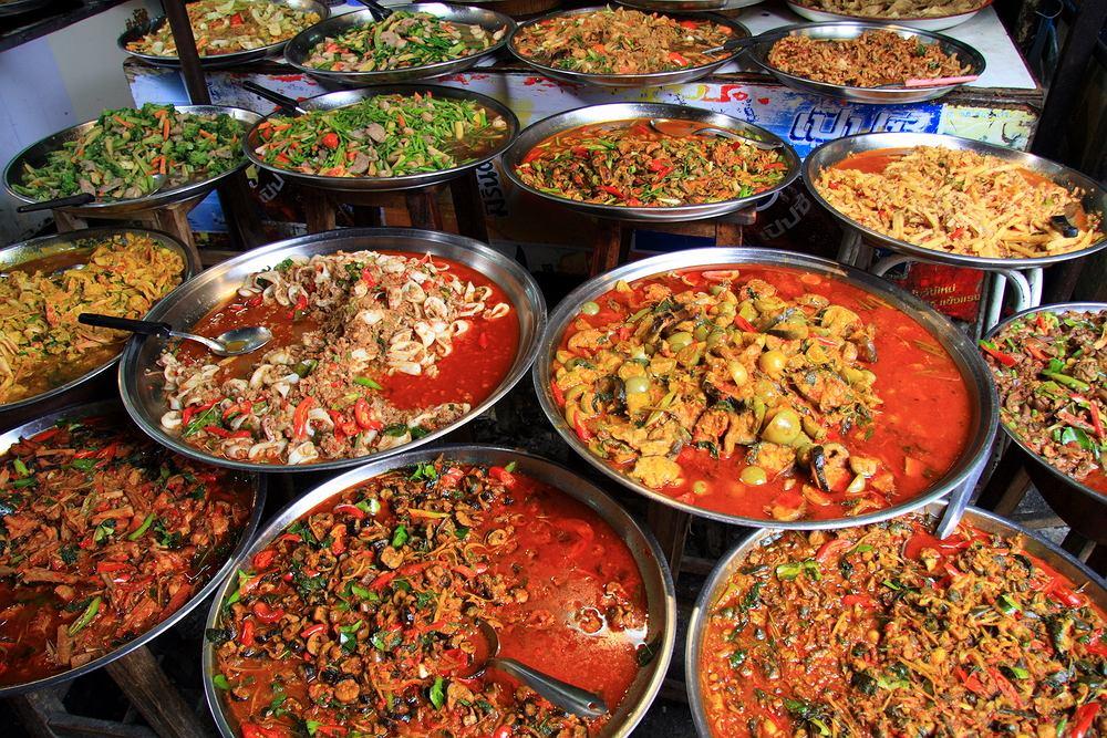 Kuchnia świata Dla Początkujących Tajlandia Brazylia