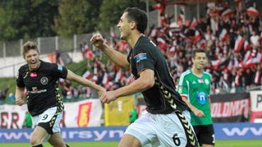 Polonia Warszawa - Legia Warszawa 2:1