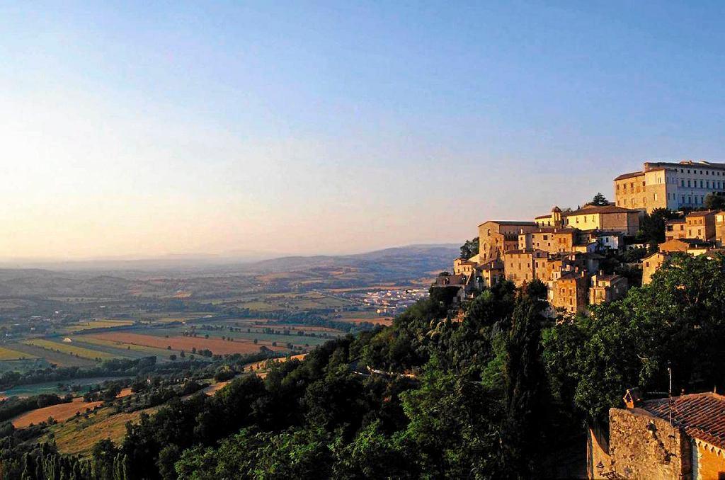 Panorama Todi, Umbria
