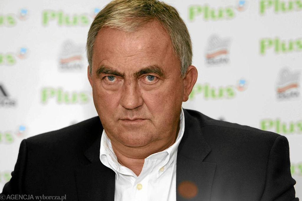 Mirosław Przedpełski, prezes PZPS