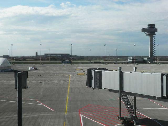 Lotnisko w Berlinie