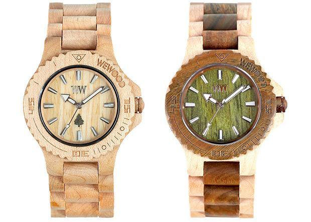 drewniane zegarki WeWOOD
