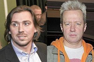 Robert leszczyński i Tomasz Kaczmarek