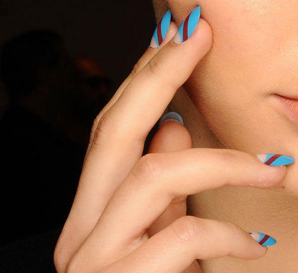 Ciekawe stylizacje paznokci