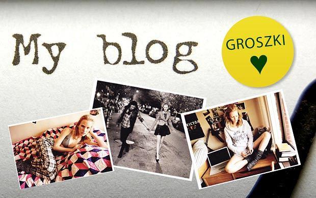 Bloguj na groszkach