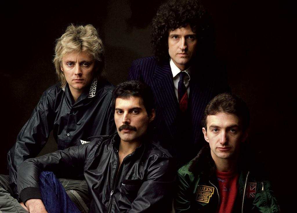 Queen fot. EMI Music Poland