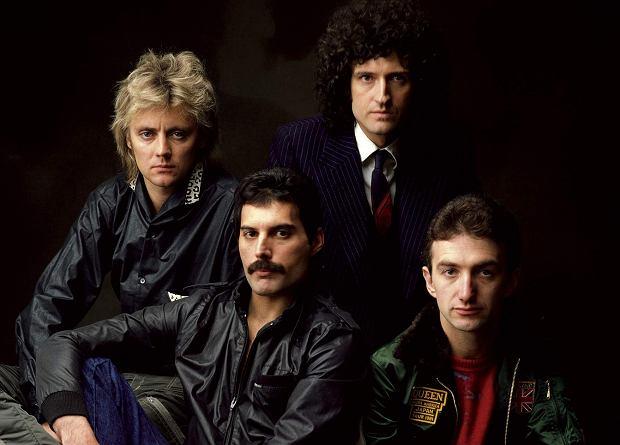 Queen fot. EMI Music Poland