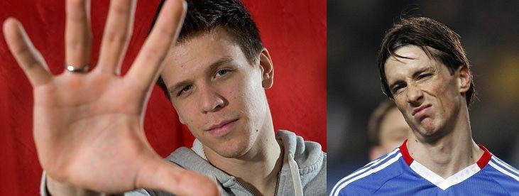 Fernando Torres, Wojciech Szczęsny