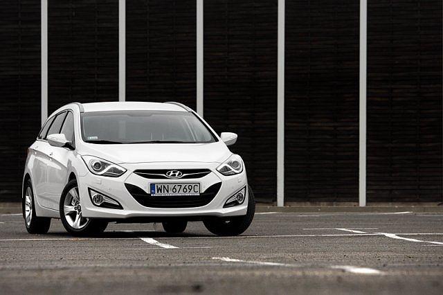 Hyundai i40 1.7 CRDi