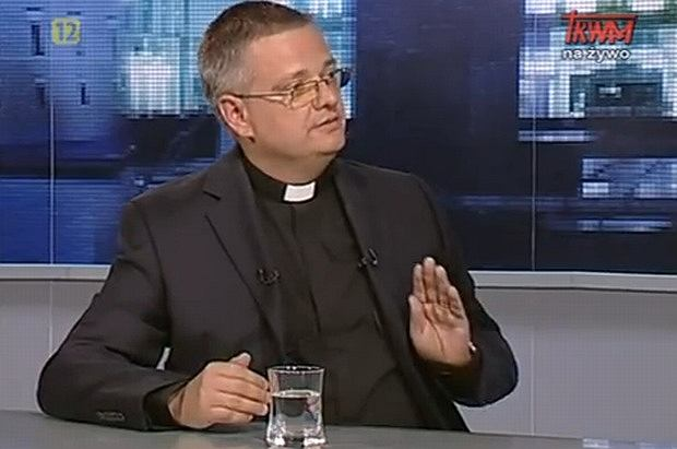 Ksiądz Chyła wystąpił w TV Trwam