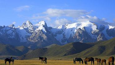 Azja Środkowa fot. Shutterstock