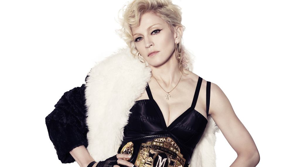 Madonna fot. Warner Music Poland