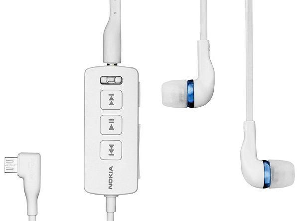 Nokia Mobile TV Headset - możesz oglądać programy nadawane w standardzie DVB-H