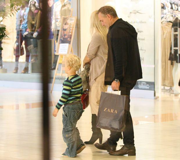 Zdjęcie numer 18 w galerii - Prezydent Gdyni z piękną żoną na zakupach