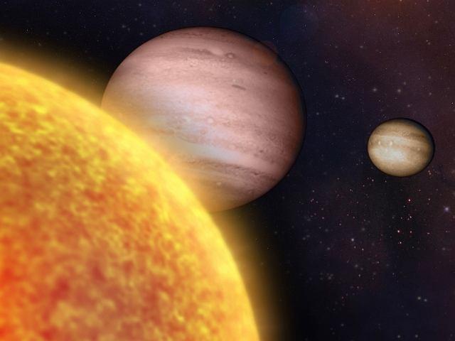 Tak mogą wyglądać planety pozasłoneczne z klasy tzw. gorących Jowiszów
