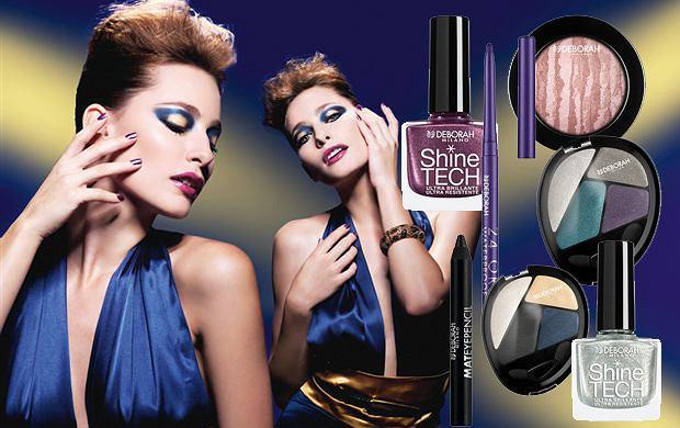 Nowa, karnawałowa kolekcja kosmetyków Deborah