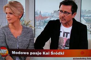 Magda Mołek i Andrzej Sołtysik.