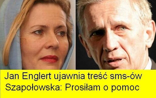 Grażyna Szapołowska i Jan Englert