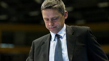 Trener Karlis Muiznieks