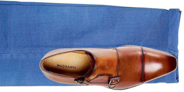 spodnie, moda, dress code, Magnanni/DaVinci , buty, Bershka