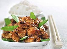 Kurczak z groszkiem - ugotuj
