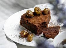 Ciasto czekoladowo-kasztanowe - ugotuj