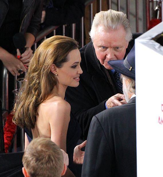 Angelina Jolie, Jon Voight, premiera filmu angeliny jolie