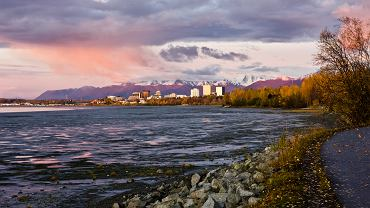 Alaska. Anchorage